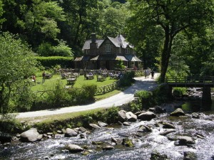 Watersmeet - a local beauty spot