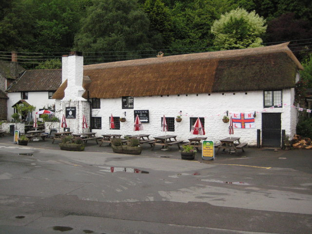 The Bottom Ship, Porlock Weir
