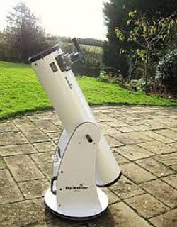 You can rent a telescope locally