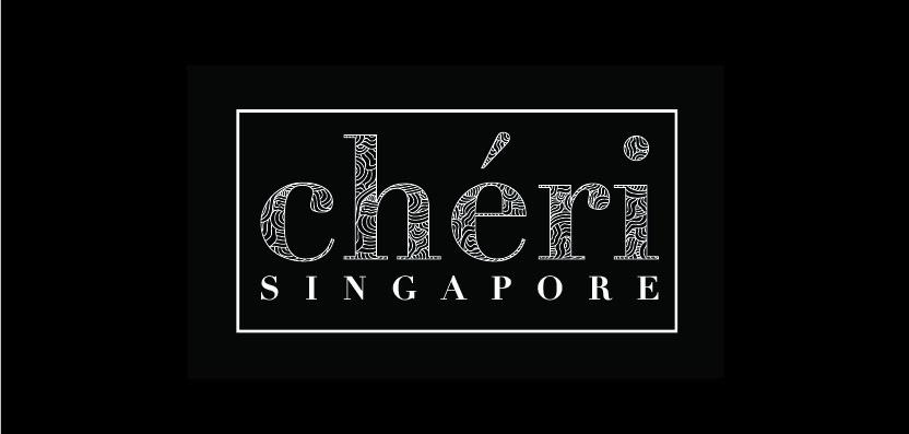 cheri logo design & brand concept