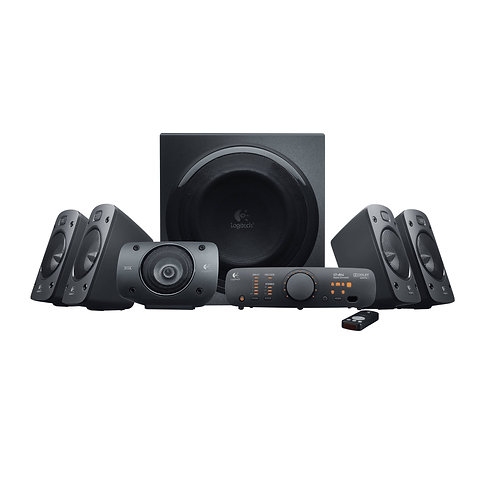 LGZ9 - Z906 Surround Sound 5.1 Speaker System