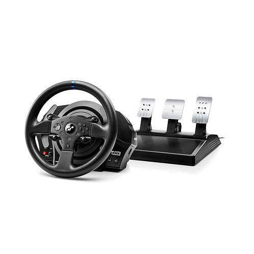 T3RS - Thrustmaster T300rs Wheel and 3TPA Pedals ( PS4 & PC )