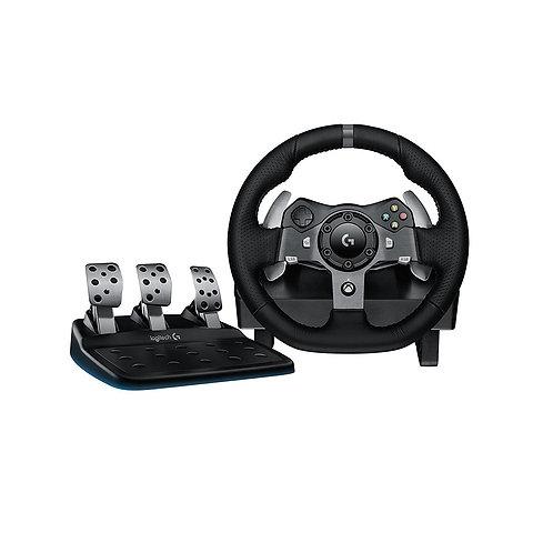 LG92 - Logitech G920 Wheel and Pedal Set ( Xbox One, PC )