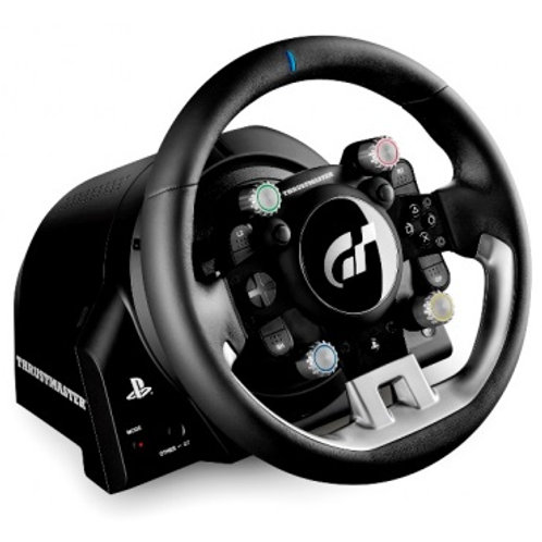 TGTW - Thrustmaster T-GT PS4 Wheelbase and 3TPA Pedal Set