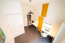 Réaménagement d'un bureau