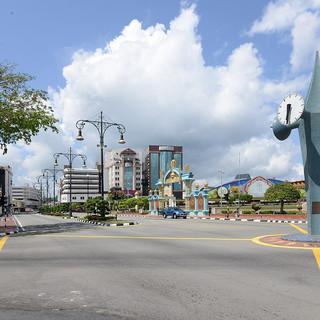 Bandar Seri Begawan, the capital