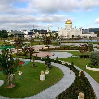 Taman Mahkota Jubli Emas