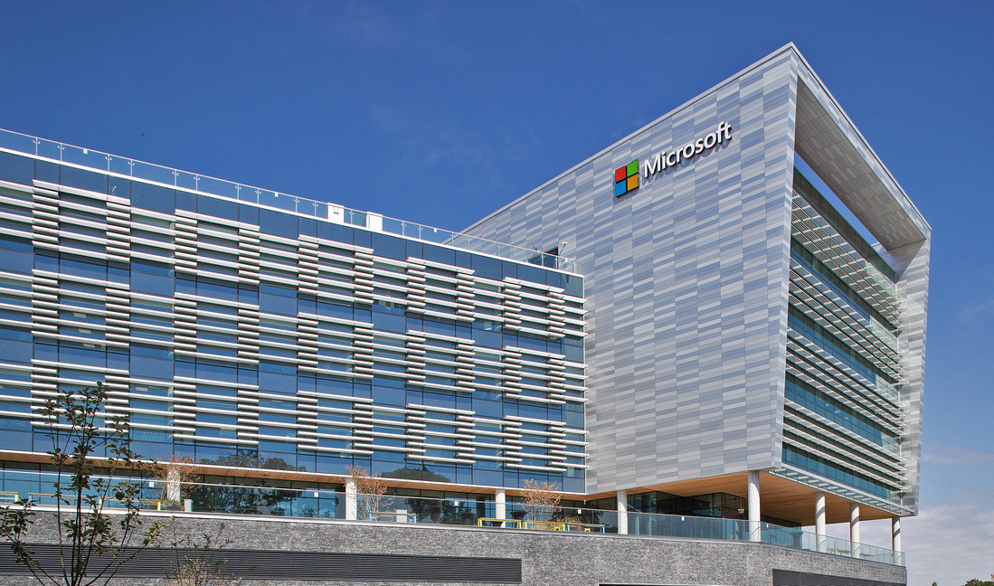 Microsoft, UK