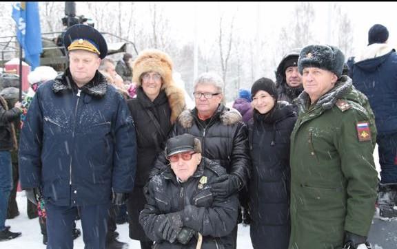 75-летие прорыва Блокады Ленинграда