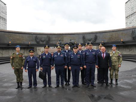 Петербург отметил 75-летие со дня окончания Ленинградской битвы