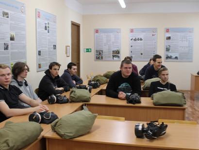 Учебные сборы на базе Регионального центра ДОСААФ России