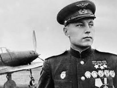 13 ноября – день памяти Александра Покрышкина