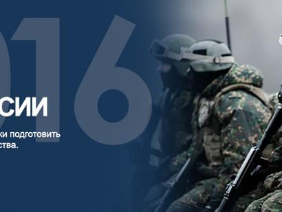 Армия России - все виды войск!