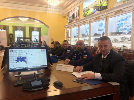 МРО ДОСААФ России Санкт-Петербурга и Ленинградской области приняло участие в VII патриотическом моло
