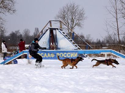 «ДОСААФовская лыжня – 2018»