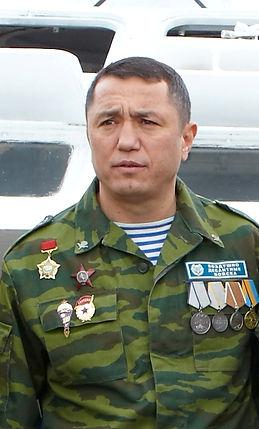 Саид Тулаков ДОСААФ Лененградская область