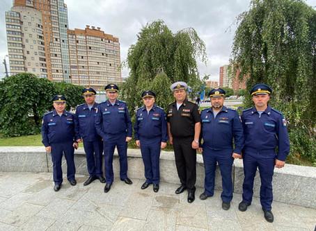 В Парке Интернационалистов почтили память погибших воинов-десантников