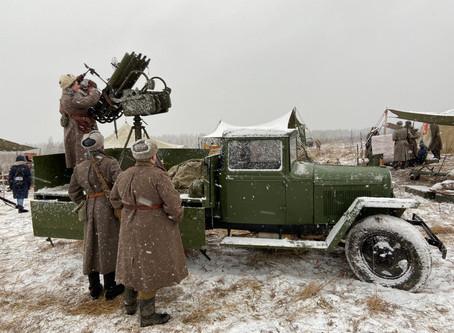 Военно-исторический фестиваль «В ПОЛОСЕ ПРОРЫВА» 2020