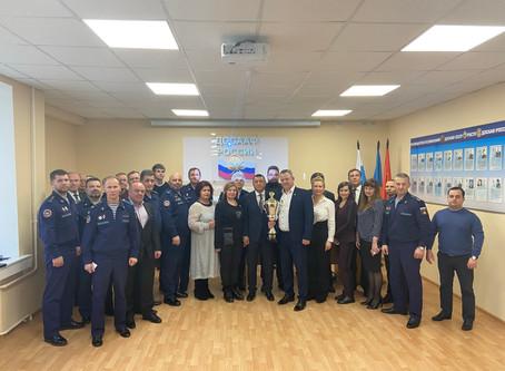 XI Конференция Межрегионального отделения ДОСААФ России Санкт-Петербурга и Ленинградской области