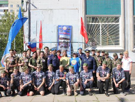 Завершился третий этап соревнований «Лиги ВПК» ДОСААФ России