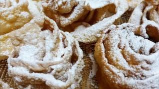 בורבושלה - עוגיות שושנה גרוזיניות מטוגנות