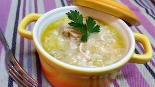 אריסה ארמנית - תבשיל חורפי של עוף וחיטה