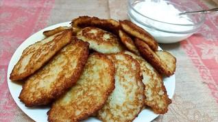 דראניקי - לביבות תפוחי אדמה בלארוסיים