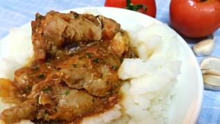 צ'אחוחבילי - תבשיל עוף גאורגי ברוטב עגבניות