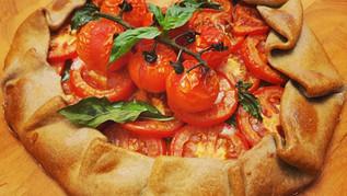 גאלט שיפון עם עגבניות ופסטו