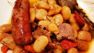 קאסולה - קדרת שעועית ובשר מדרום צרפת