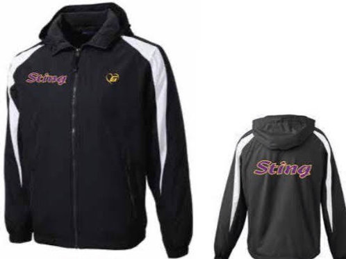 Sting Player's jacket