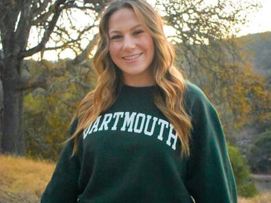 Rachel McCarroll commits to Dartmouth!