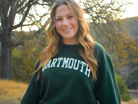 Rachel McCarroll commits to Dartmouth!