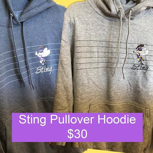 2019 Sting Pullover Hoodie