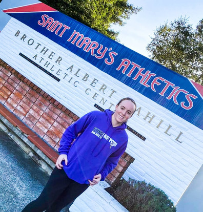 2021 Kailey O'Connor Commits to Saint Mary's College