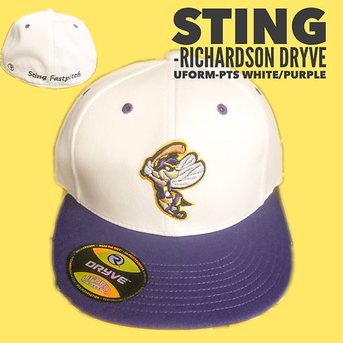 Sting- Richardson-White/Purple