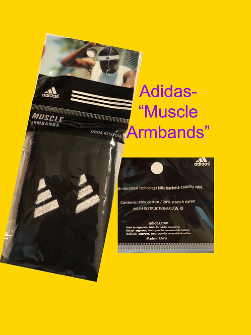 "Adidas ""Muscle Arm Bands"""