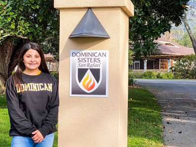 Caitlyn Perales is headed to Dominican!