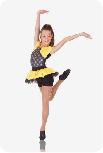 Ballet, Tap & Jazz 2B