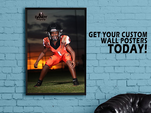 WALL POSTER 18X24