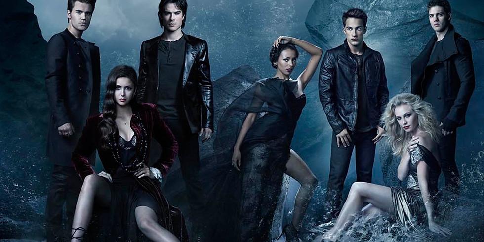 Vampire Diaries Themed Shoot