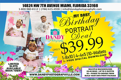 My Baby Birthday Deal_Dandy_Photography_