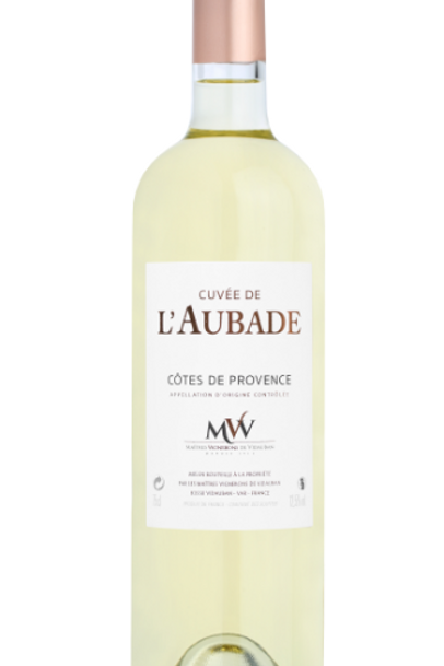 Cuvée de l'Aubade - Blanc 2020 - 75cl