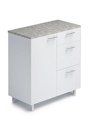 ตู้ครัวท๊อปหินแกรนิต B 80 D (S)