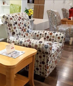 OCCASIONAL CHAIR # IS 95007