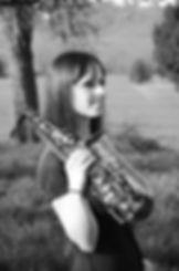 Lissy Szakacs Saxophonistin Köln, Saxophon Unterricht