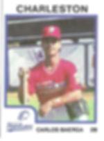 Carlos Baerga Baseball