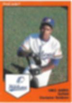 Vince Harris baseball
