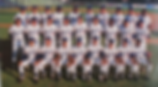 1989 Charleston rainbows minor league team photo