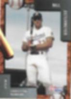 charleston rainbows 1992 minor league baseball card player Bill Ostermeyer IF